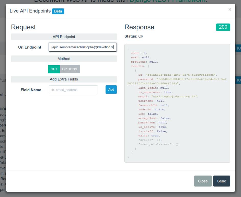 Create an API with Django Rest Framework - Part Three
